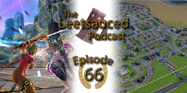 In this week's episode Logan comes up for air and to talk about his experience after motor boating the very controversial MMO Scarlet Blade.  Vik talks about his city planning and the […]