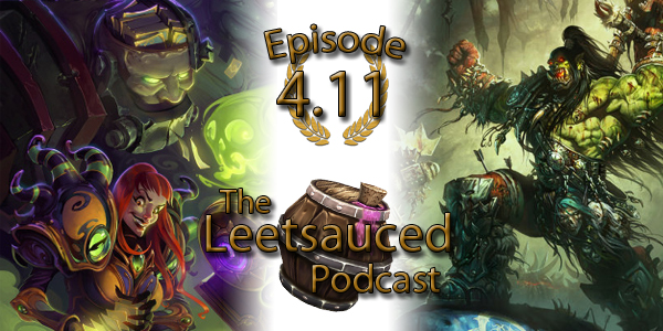 Welcome to another installment of The LeetSauced Podcast. We've got the crew all gathered up for the first time in almost two months. Join us as we catch up on […]
