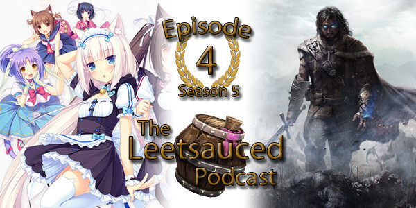 Welcome back for another episode of Leetsauced Podcast.  We've happy to have you back with us, and to keep going with our new format. As always, send your questions/comments/fan-fic to […]